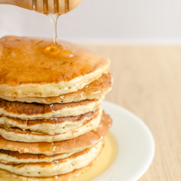 Infused Pancakes