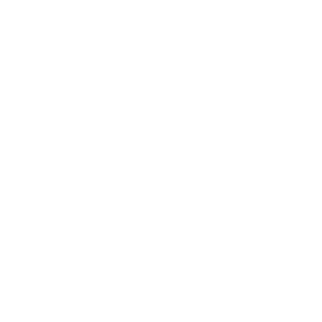 White stacked canabidiet logo